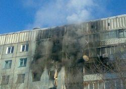 За сутки в РФ трижды взрывался газ. Инциденты с взрывом газа