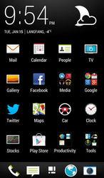 Новый интерфейс Sense 5 от HTC стал проще и удобнее