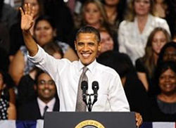 Обама выигрывает у Ромни, но проигрывает экономике