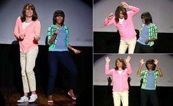 Видео «Танец домохозяйки» Мишель Обамы на YouTube стало хитом
