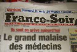 Обанкротилась старейшая газета Франции, принадлежавшая Пугачеву