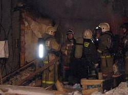 В Подмосковье рухнула стена жилого дома. Убытки подсчитывают. Жертв нет