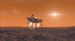"""Марсианский зонд """"Одиссей"""" вновь в строю"""