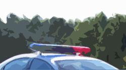 Офицеры ДПС вымогали взятку близ кладбища и были задержаны с погоней