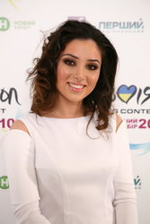 Злата Огневич вернулась в Украину - выводы после Евровидения 2013