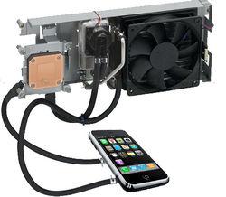 Недалёкое будущее: смартфоны и планшеты с охлаждающей системой