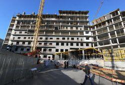 Новое здание клиники Охматдет строят, опережая план