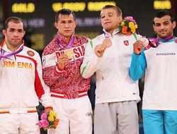 ОИ-2012: 4-е золото России снова принес борец