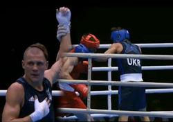 ОИ-2012: разбитый нос не помеха – Беринчик в полуфинале