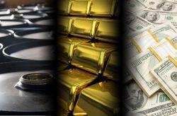 Трейдеры о будущем рынка нефти на фоне падения золота и роста доллара США