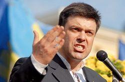 Тягнибок собирается повышать градус революционности в Украине