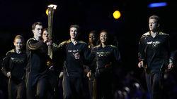 Они зажгли огонь Лондонской Олимпиады