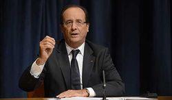 """Соцсети: Олланд подтвердил """"миротворческую миссию"""" в Мали"""