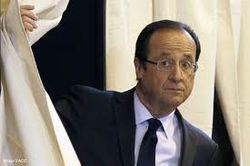 Первую годовщину правления Олланда Франция отмечает протестами