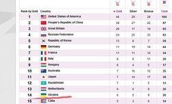 ОИ-2012: 20 медалей и 14 место Украины – много или мало