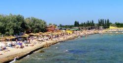 "Пляж ""Омега"" в Севастополе"