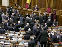 Власть в Украине нашла виноватых за предстоящий срыв договоренностей с ЕС