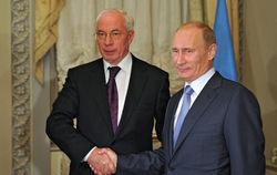 Азаров получил орден Почета от Путина. ТОП наград чиновников 2012 года