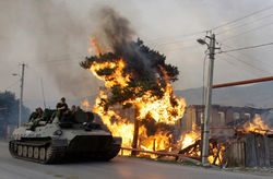 В результате нападения террористов в Афганистане погибли военные из Грузии