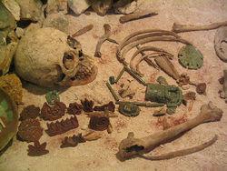 древний могильник