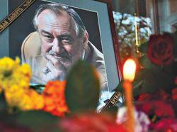 похороны Богдана Ступки