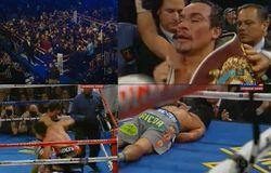 Завершение эпохи великого боксера: Пакмену пора уходить