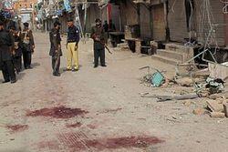 В Пакистане террористами атакован конвой - взрыв забрал 24 жизни