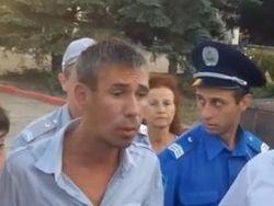 Алексей Панин извиняется в Керчи