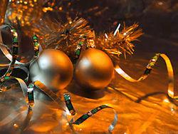 В Крыму проведут парад новогодних елок