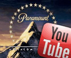 Paramount Pictures предоставила YouTube и Google 500 фильмов