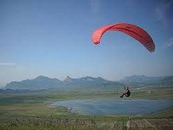 Гражданка РФ на парапланете «влетела» в гору Клементьева в Крыму