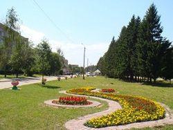 реконструкция парка