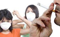 Пассивное курение намного сильнее бьет по здоровью девочек, чем мальчиков