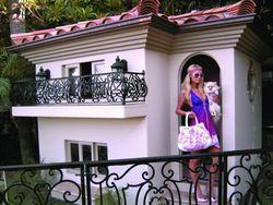 Пэрис Хилтон купила своим собачкам дом за 325 тыс. долларов
