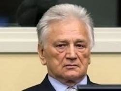 Приговоренный к 27 годам тюрьмы сербский генерал Перишич оправдан