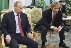 Путину нужна критика – пресс-секретарь президента