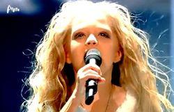Настя Петрик выиграла Евровидение, спев «Небо» на украинском
