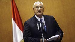 В Египте принес присягу временный президент