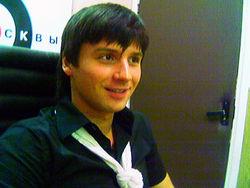 Сергей Лазарев в эфире Эхо Москвы. 2005 год