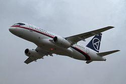 """В """"Аэрофлоте"""" оглашены претензии к эффективности самолетов Sukhoi Superjet-100"""
