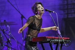 Земфира даст большой концерт на фестивале Park Live в Москве