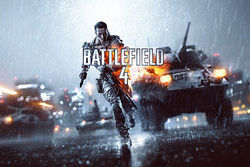 Издательство Electronic Arts официально представило игру Battlefield 4