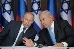 Нетаниягу приедет в Россию на переговоры с Путиным по С-300 для Сирии