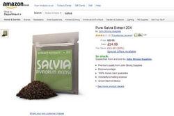 Amazon в отличие от eBay продолжает торговать «легальными» наркотиками