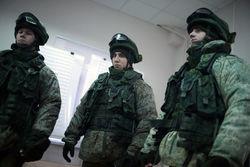 МВД России получили для эксперимента мембранные носки