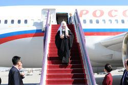 В РПЦ объяснили зачем патриарху Кириллу спецсамолет за государственный счет