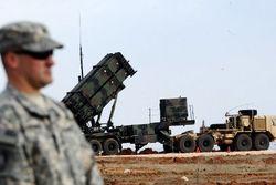 """США готово к поставке в Иорданию """"Patriot"""" и F-16"""