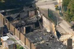 В Лондоне предприняли попытку сжечь исламскую школу