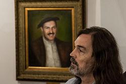 Картину Никаса Сафронова с портретом Лукашенко сняли с выставки в Бресте