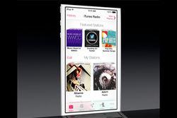 Apple анонсировала iTunes Radio — сервис прослушивания музыки в потоковом режиме